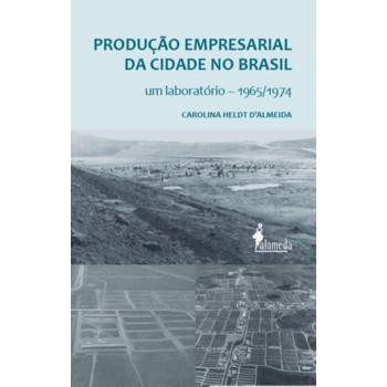 Produção Imperial da cidade no Brasil