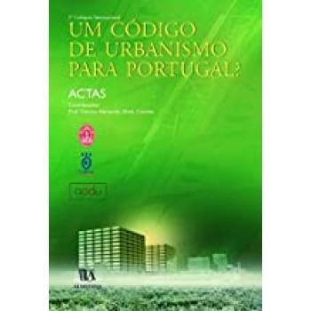 Um Código de Urbanismo Para Portugal?