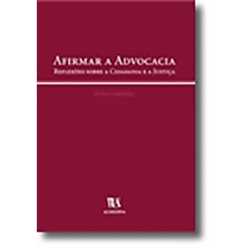 AFIRMAR A ADVOCACIA - REFLEXOE