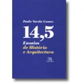 14,5 ENSAIOS DE HISTORIA E ARQ