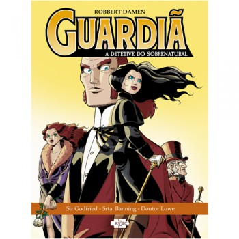 Guardiã: A detetive do sobrenatural - volume 1