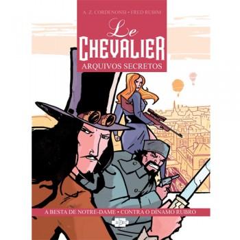 Le Chevalier: Arquivos Secretos - volume 1