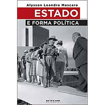 ESTADO E FORMA POLÍTICA