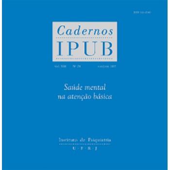 CADERNOS IPUB VOL.XIII Nº24