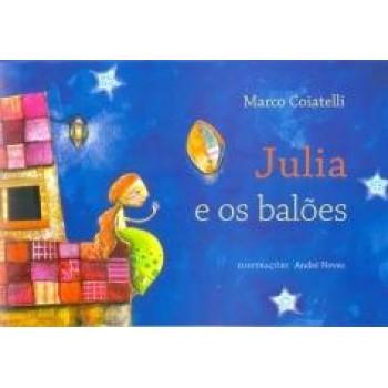 Julia e os balões