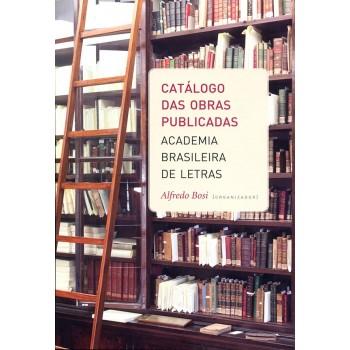 Catálogo das obras publicadas