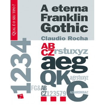 ETERNA FRANKLIN GOTHIC, A