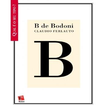 B DE BODONI