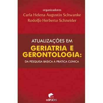 ATUALIZAÇÕES EM GERIATRIA E GERONTOLOGIA