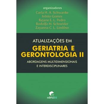 ATUALIZAÇÕES EM GERIATRIA E GERONTOLOGIA II