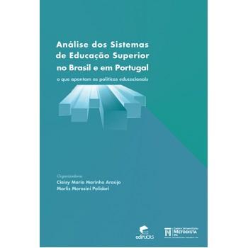 Análise dos sistemas de educação superior no Brasil e em Portugal: O que apontam os políticos educacionais