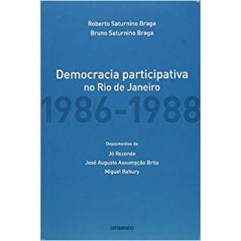 Democracia participativa no Rio de Janeiro 1986-1988