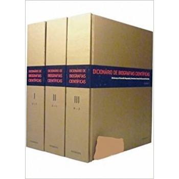 Dicionário de Biografias Científicas: Volumes 1-3
