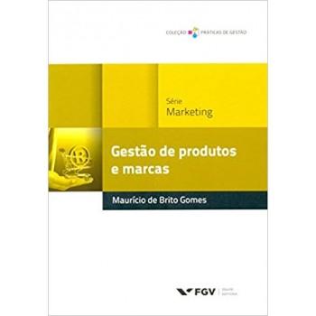 Gestão de produtos e marcas