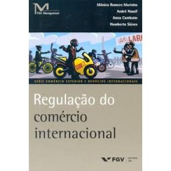 Regulação do comércio internacional