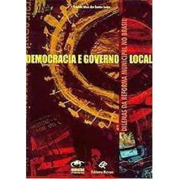 DEMOCRACIA E GOVERNO LOCAL