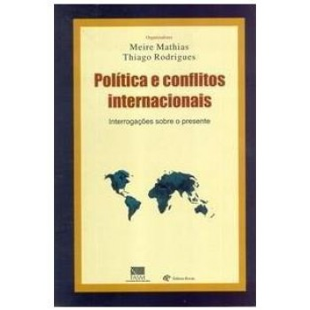 POLITICA E CONFLITOS INTERNACIONAIS