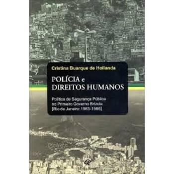 POLICIA E DIREITOS HUMANOS