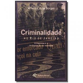 CRIMINALIDADE NO RIO DE JANEIRO