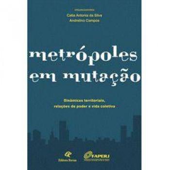 METROPOLES EM MUTACAO