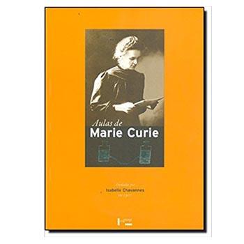 Aulas de Marie Curie: anotadas por Isabelle Chavannes em 1907