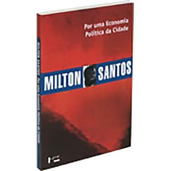 Por uma economia política da cidade: O caso de São Paulo