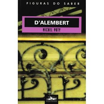 D'Alembert: Coleção Figuras do Saber 11