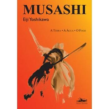 MUSASHI: A TERRA, A ÁGUA E O FOGO