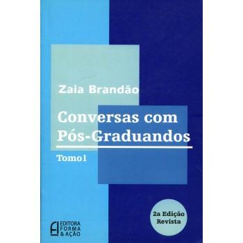 CONVERSAS COM PÓS-GRADUANDOS