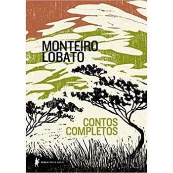 CONTOS COMPLETOS - MONTEIRO LOBATO - CAPA DURA
