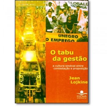 TABU DA GESTÃO, O