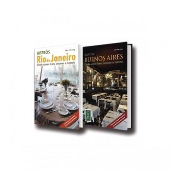 Bistrôs Buenos Aires e Rio de Janeiro - 2 volumes