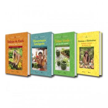 Coleção Culinária Consciente - 4 Volumes -  Coleção Culinária Consciente - 4 Volumes