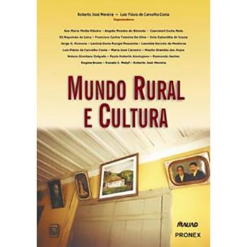Mundo Rural e Cultura