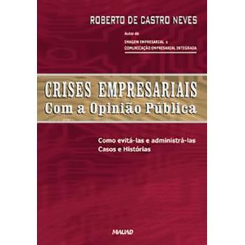 Crises empresariais com a opinião pública