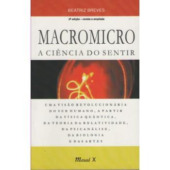 Macromicro: A ciência do sentir, 2ª edição revista e ampliada