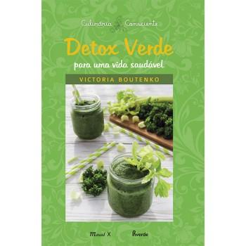 Detox Verde para uma vida saudável