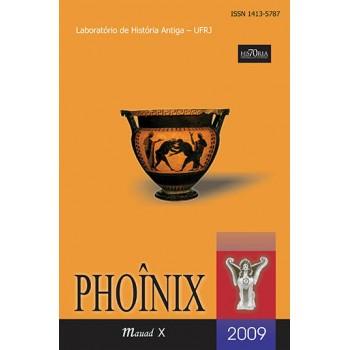 PHOINIX, N.15 VOL.1 (2009)