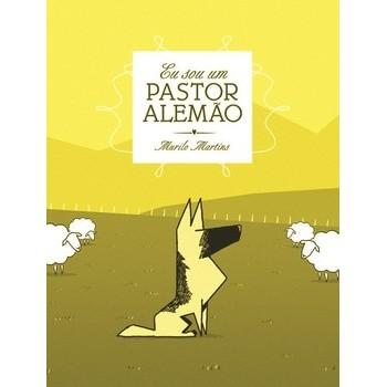 Eu sou um Pastor Alemão