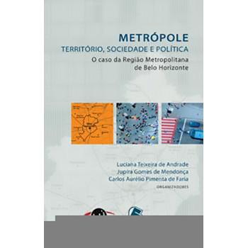 Metrópole:território Sociedade E...