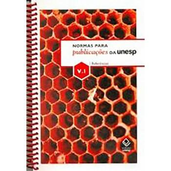 Normas para publicações da UNESP V.1