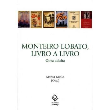 Monteiro Lobato livro a livro: Obra adulta